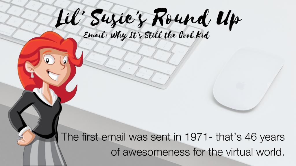 Lil' Susie's Round Up, November 10, 2017