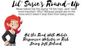 Lil' Susie's Round-Up, January 5, 2018