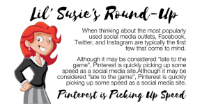 Lil' Susie's Round-Up, June 8, 2018