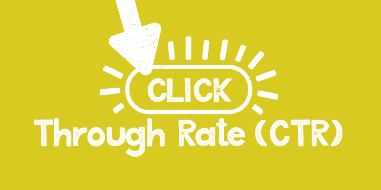 Compare your click through rate to the average for your industry to see how you stack up.