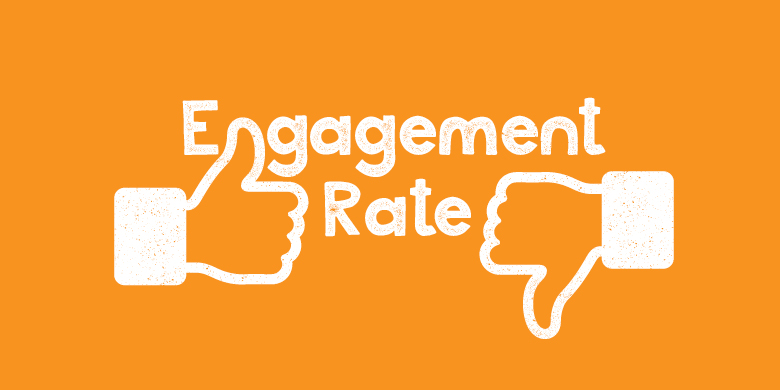 Improving your engagement rate may require some creative posts, like a funny poll or a live video.