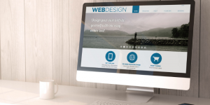Your website is a perfect platform for delivering your brand message.