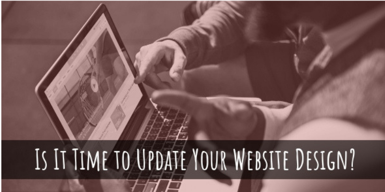 Website design should create a site that supports your marketing strategy by moving visitors toward conversion.