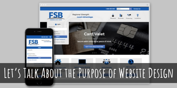 Considering some website updates? SJC Marketing shares some key aspects to consider as you develop a new web design and content.
