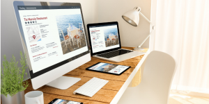 Your marketing strategy should include taking a closer look at website design.