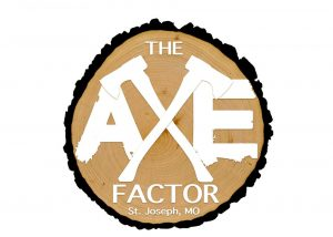 St. Joseph, Missouri, welcomes The Axe Factor, which brings the sport of axe throwing to the city.