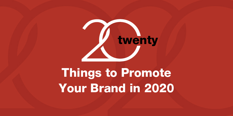 If you could choose 20 things to promote your brand, what would they be? No matter what you think of, SJC does it.
