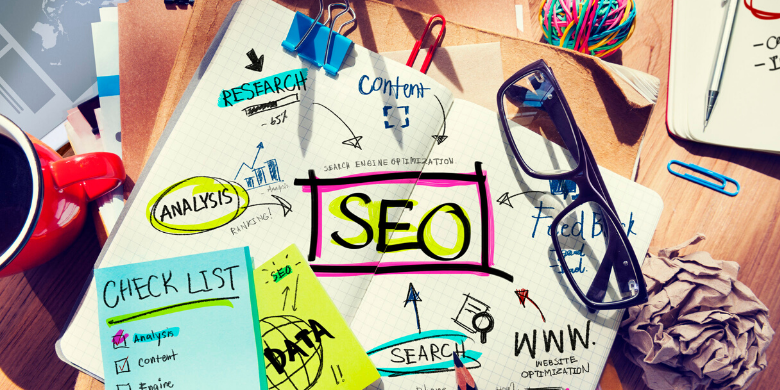SEO best practices include smart keyword research and aligning your content with search engine algorithms.