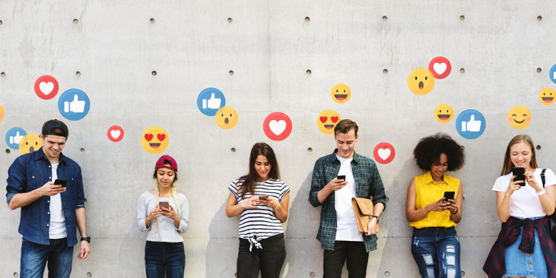 Does your social media marketing need a little extra personality? Try emojis for emphasis.