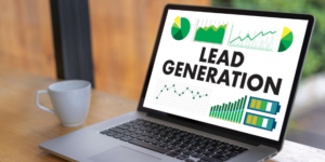 Your lead generation efforts may get better results when your Instagram traffic is first filtered through a landing page.
