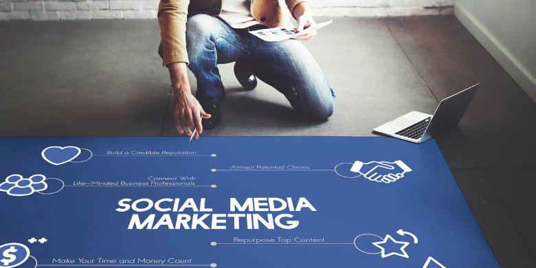 Engage with your customers through social media marketing for small businesses with conversational posts and content that meets their needs.