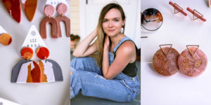 With a little creativity and some social media marketing, Liz Thomas has used COVID-19 to build a jewelry business.