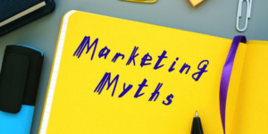 One of the most common marketing myths is that you need to protect industry secrets.