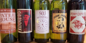 Monday Morning Coffee with 503 Winery