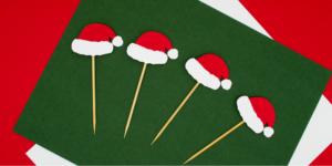 Team SJC celebrates the holidays with family craft ideas like homemade cards.