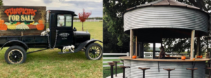 For farm with fall fun for every age, visit Crockett Family Farms in Rushville, Missouri.