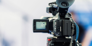 Videos for social media should be built around a compelling story.