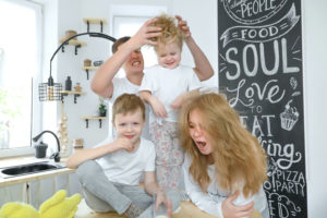 Is your marketing like a bad family picture — frazzled and strained? Get the picture-perfect look with strategy.