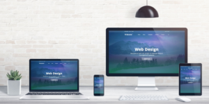 Your web design can positively impact your bounce rate with improved load speeds and good use of white space.
