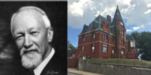 St. Joseph owes many of its historic structures to the genius of architect Edmond Eckel.