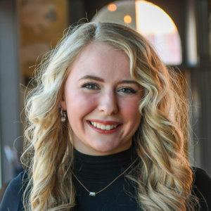 Meet Grace Thompson, SJC Marketing's lead web developer.