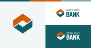 Ever wondered what it looks like to modernize your bank's brand? Check out this design for Union State Bank.