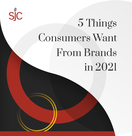 A pandemic, technology, politics and more affect what consumers want from your brand and your marketing content.