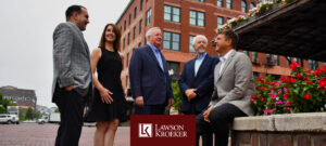 SJC Marketing provides Lawson Kroeker's Omaha investment firm with photography, social media management and more.