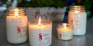 Visit St. Joseph, Missouri, for your Sisters of Solace candles and help them provide homes for addiction and trauma victims.