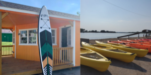 Eclipz Gourmet Popcorn and Ice Cream expands to a second location serving Lake Contrary visitors pursuing outdoor adventures.