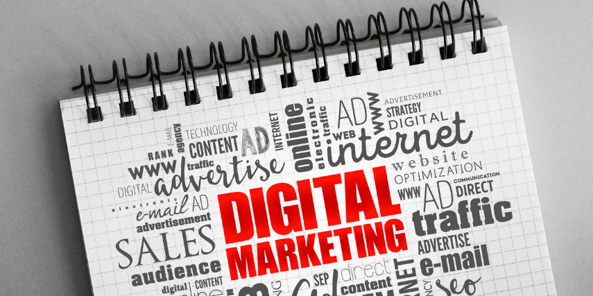 Your digital marketing content needs to meet your audience on the platforms they spend their time on.
