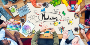 When you outsource your marketing, you get the benefit of a whole team of experts for a small investment.