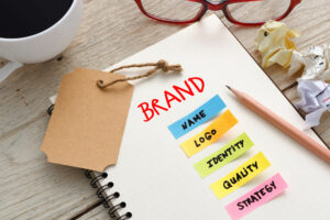 A branding strategy ensures your customers' experience with your brand is consistently top notch.