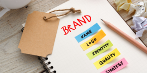 A branding strategy is a comprehensive way to help your customers experience your brand.