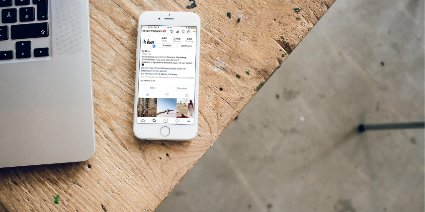 Instagram marketing equips you to easily integrate shopping features right into your ad.