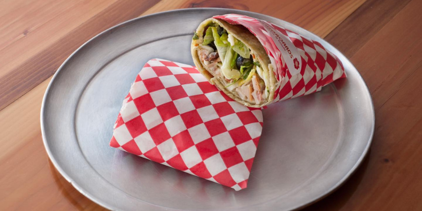 At any one of six locations, enjoy a Longboards wrap or bowl.