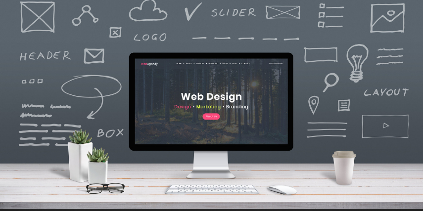 About one-third of consumers say that user experience should be the priority in web design.