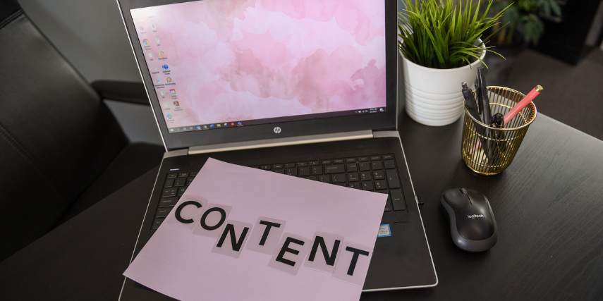 Your content marketing strategy should be tied closely to your SEO strategy for maximum effectiveness.